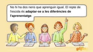 Diversitat, nivell de competència i motivació
